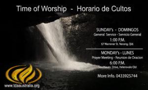 Horario cultos1